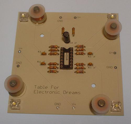 Electronics, Van Schaik
